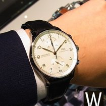 IWC Portuguese Chronograph IW371604 2020 new
