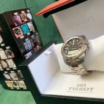 Tissot T-Touch Expert T013.420.44.202.00 2011 pre-owned
