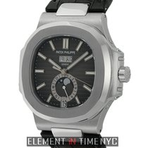 Patek Philippe 5726A-001 Steel Nautilus 41mm pre-owned United States of America, New York, New York