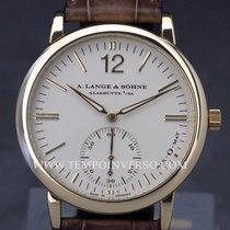 A. Lange & Söhne Langematik 37mm Silver No numerals