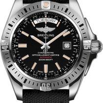 Breitling Men's A45320B9/BD42/103W Galactic Watch