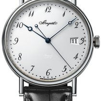 Breguet Classique White gold 38mm White United States of America, New York, Airmont