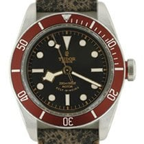 Tudor Heritage Black Bay MAI INDOSSATO art. Tu77