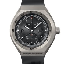 Porsche Design Monobloc Actuator Titanium 45,5mm Black