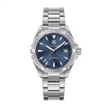 TAG Heuer Aquaracer 40.5mm Date Automatic Mens Watch WAY2112.B...