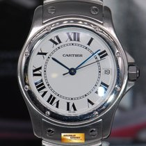 Cartier Santos Ronde 33mm Automatic Ref : 1920.1 (mint)