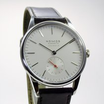 NOMOS Orion Neomatik Steel 36mm No numerals