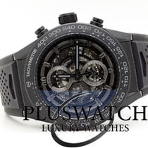 TAG Heuer Carrera Calibre Heuer 01 Black  3R