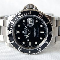 Rolex Submariner Date F serial (2003) -  No holes -  Like new