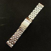 Breitling Blackbird 22mm Bracelet 374a End Pieces Stainless...