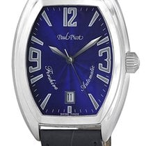 Paul Picot Firshire Automatic 2000 Steel Mens Luxury Strap...