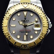 Rolex Yacht-Master Steel & Gold Full Set