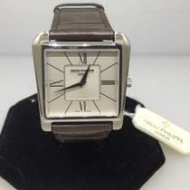 Patek Philippe Patek Phillipe Gondolo White Gold Men's Watch...
