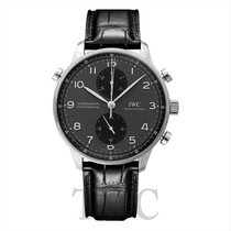 IWC Portuguese Chronograph IW371216 new