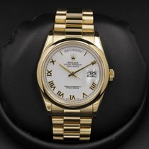 Rolex Day Date 118208 Yellow Gold