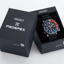 Seiko Solar Prospex  SBDN025 Pepsi Limited Edition nur 3000Stk