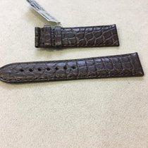 Montblanc Brown Semi-Mat Alligator Strap for STAR 39mm