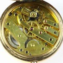 No-Name Schweizer Gold Taschenuhr mit  Feines Werk  um 1900...