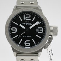 TW Steel Steel 45mm Automatic CS5 new