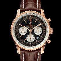 Breitling Navitimer 1 B01 Chronograph 43 Rose gold 43mm