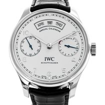 萬國 Watch Portuguese Annual Calendar IW503501