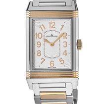 Jaeger-LeCoultre Grande Reverso Lady Ultra Thin Gold/Steel 40mm Silver United States of America, New York, Brooklyn