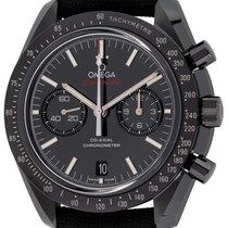 Omega : Speedmaster Moonwatch  Chronograph 'Dark Side of the...