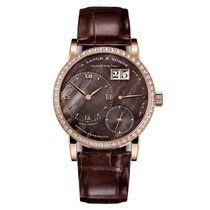 A. Lange & Söhne Little Lange 1 Rose gold 36mm United States of America, New York, New York