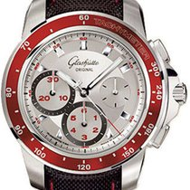 Glashütte Original New  RED SPORT EVOLUTION EVO CHRONOGRAPH...