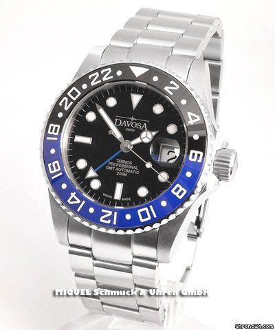 davosa gmt  Davosa Ternos Professional TT GMT for AED 4,398 for sale from a ...