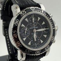 Montblanc Chronograph Meisterstuck Sport 41MM FullSet 7034 2009