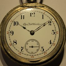 Elgin Watch pre-owned Manual winding Watch only