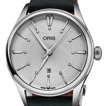 Oris Artelier Date 01 561 7724 4051-07 5 17 34FC new