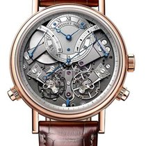 Breguet Rose gold Manual winding 44mm new Tradition