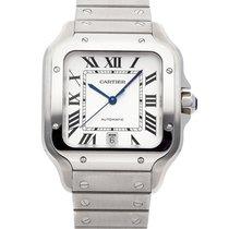 Cartier Santos (submodel) WSSA0009 подержанные