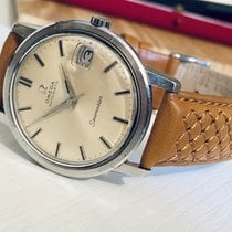 Omega Steel 34mm Automatic pre-owned