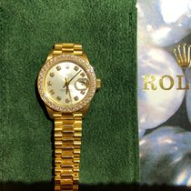 Rolex Lady-Datejust Yellow gold 26mm Champagne No numerals United States of America, Colorado, Denver