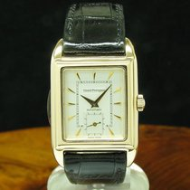 Girard Perregaux Or rose Remontage automatique Argent 28mm Richeville