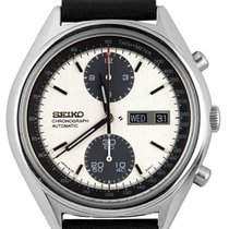 Seiko Steel 41mm Automatic 6138-8020 pre-owned United States of America, New York, Massapequa Park