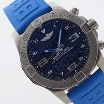 Breitling Exospace B55 Connected Titanium 46mm Zwart Nederland, Deventer