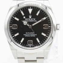 Rolex Explorer Steel 39mm Black Arabic numerals United States of America, Georgia, ATLANTA