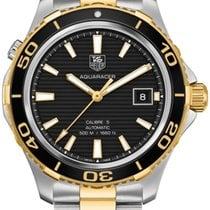 TAG Heuer Aquaracer 500M Steel 41mm Black United States of America, California, Moorpark