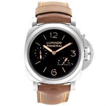 Panerai Luminor 1950 3 Days Power Reserve Steel 47mm Black Arabic numerals United States of America, Georgia, Atlanta