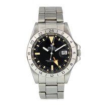 Rolex 1655 Steel 1974 Explorer II 38mm pre-owned United States of America, New York, New York