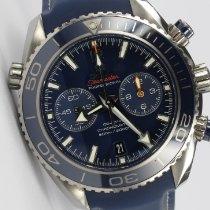 Omega Seamaster Planet Ocean Chronograph Titanium 45,5mm Blue