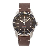 Bremont Steel 40mm Automatic S301/BK pre-owned