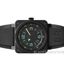 Bell & Ross BR 03-92 Ceramic Ceramic 42mm Black Arabic numerals United States of America, Florida, Aventura