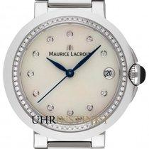 Maurice Lacroix Acero 32mm Cuarzo FA1004-SD502-170-1 nuevo