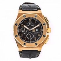愛彼 Royal Oak Offshore 26158OR.OO.A801CR.01 好 玫瑰金 48mm 自動發條