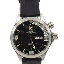 Ball Engineer Master II Diver Steel 42mm Black United States of America, New York, New York
